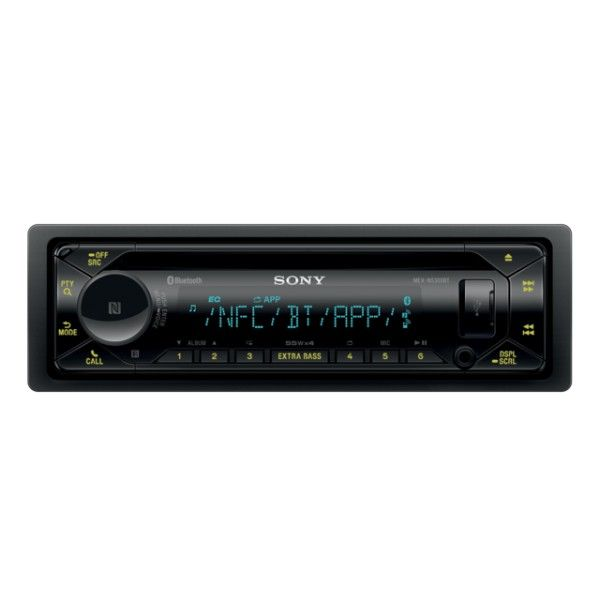 Recetor de CD com tecnologia BLUETOOTH Sony - MEX-N5300BT