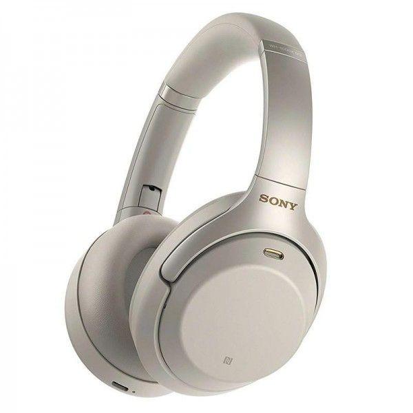 Auscultadores s/ fios c/ cancelamento ruido Sony - WH-1000XM3S