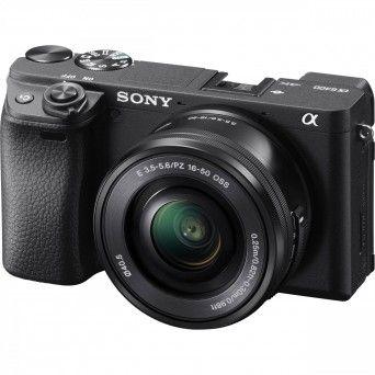 Camara fotográfica Sony - ILCE-6400M