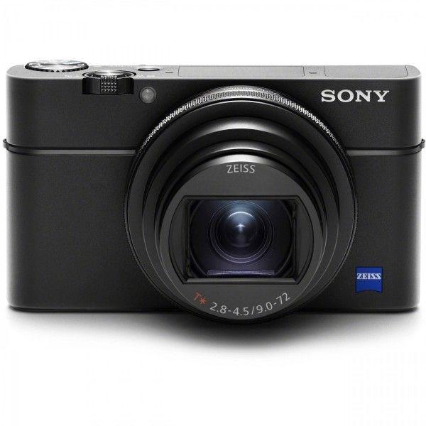 Camara fotográfica RX100 VI Sony- DSC-RX100M6