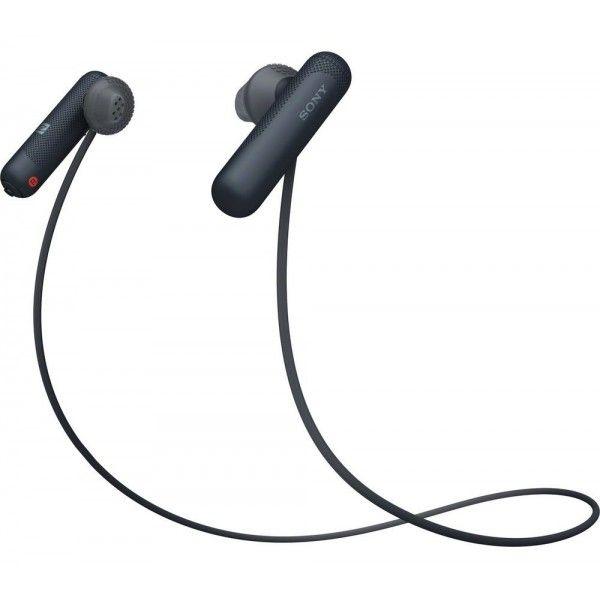 Auscultadores tipo auricular desportivos sem fios - WI-SP500B