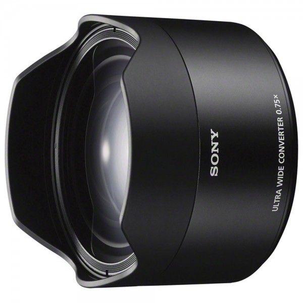 Lente Sony - SEL-075UWC