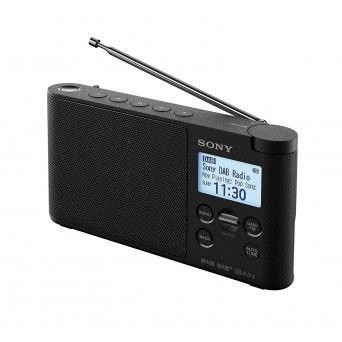 Rádio compacto portátil - XDR-S41DB