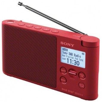 Rádio compacto portátil - XDR-S41DR