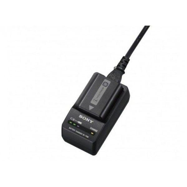 Carregador de bateria serie W Sony - BC-TRW