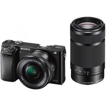 Camara a6000 Sony - ILCE-6000YB