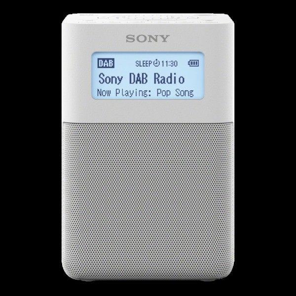 Rádio portátil Sony - XDR-V20DW
