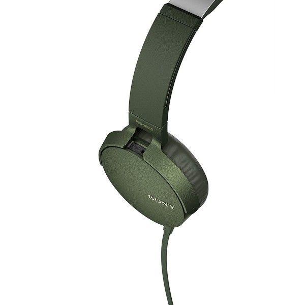 Auscultador Extra BASS Sony - MDR-XB550APG