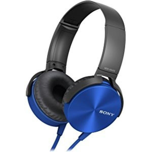 Auscultador Extra BASS Sony - MDR-XB550APL