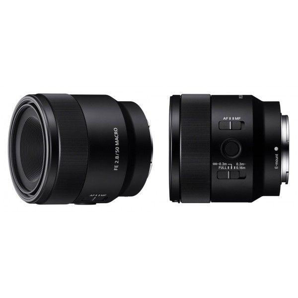 Lente fotográfica Sony - SEL-50M28