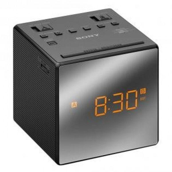 Rádio relógio Sony - ICF-C1TB