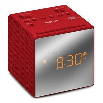 Rádio relógio Sony - ICF-C1TR