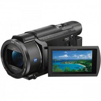 Handycam AX53 4K Sony - FDR-AX53B