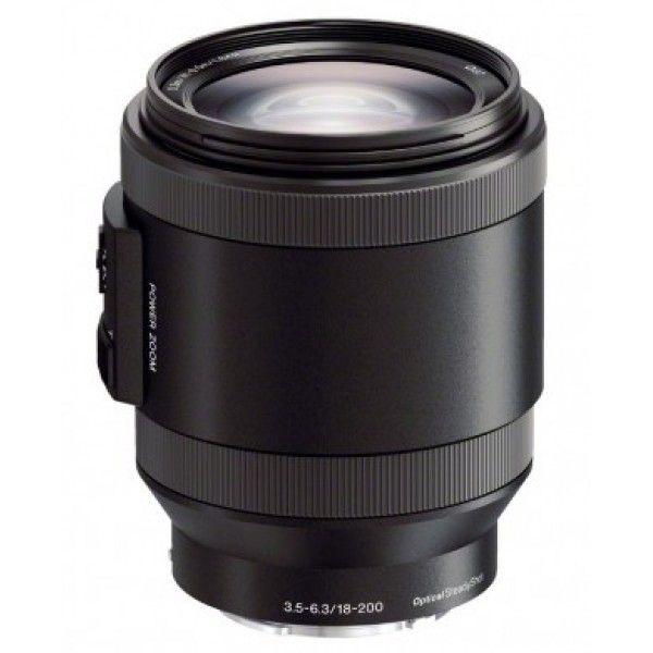 Lente Sony - SEL-P18200