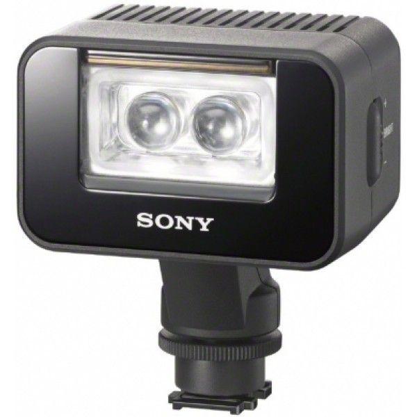 Iluminador de video a pilhas Sony - HVL-LEIR1