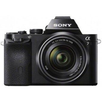 Camara fotográfica Sony - ILCE-7KB