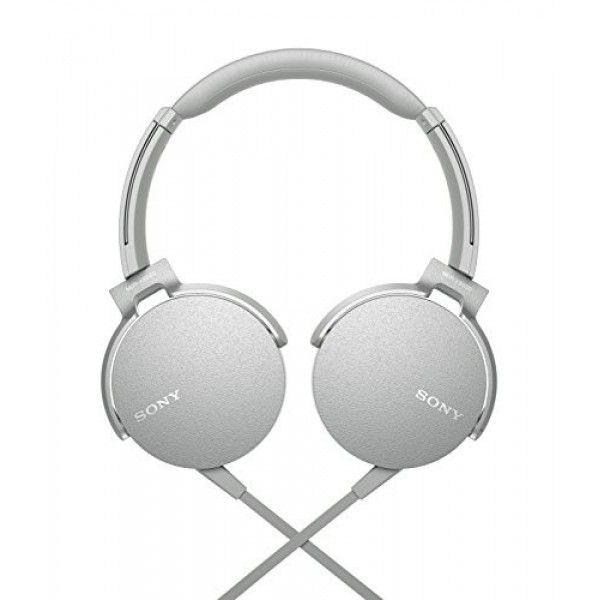 Auscultador Extra BASS Sony - MDR-XB550APW