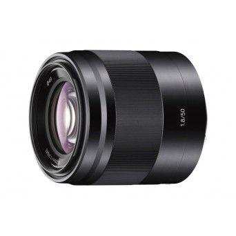 Lente fotográfica Sony - SEL-50F18B
