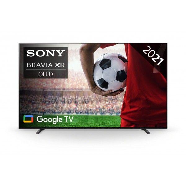 "Oled 65"" 4K UHD Google TV Sony - XR65A80JAEP"
