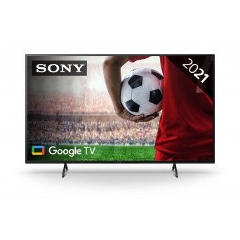 Led 4k UHD Google TV Sony - KD55X80JAEP
