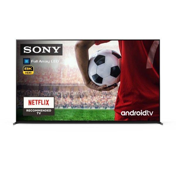 "Sony 75"" Full Array LED 8K HDR KD75ZH8"