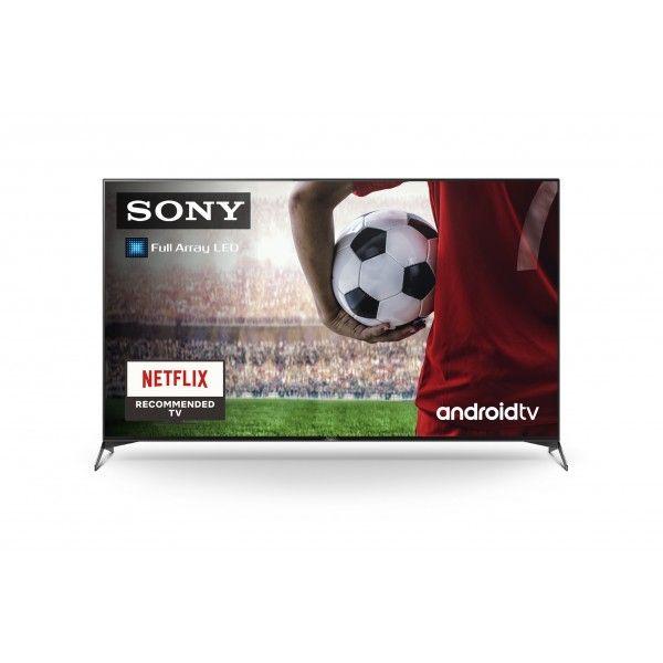 Tv Led 4K UHD Sony - KD-75XH9505