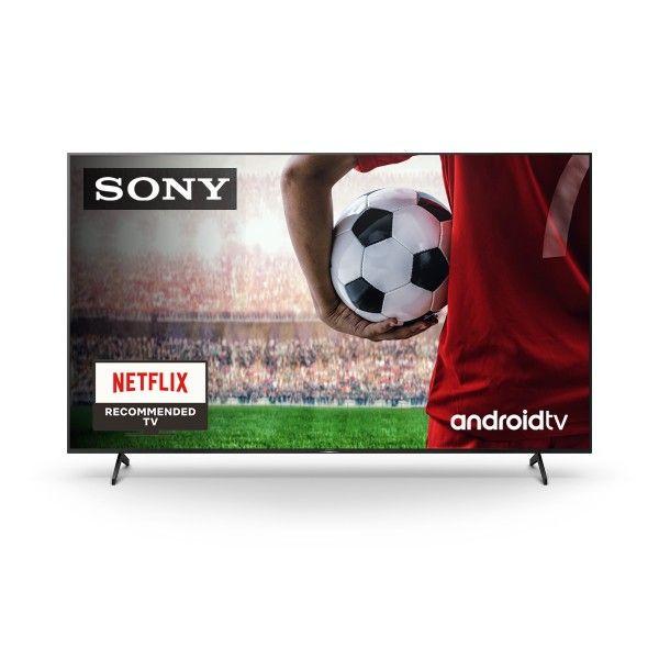 "Led Sony 55"" smarttv Sony - KD-55XH8096B"