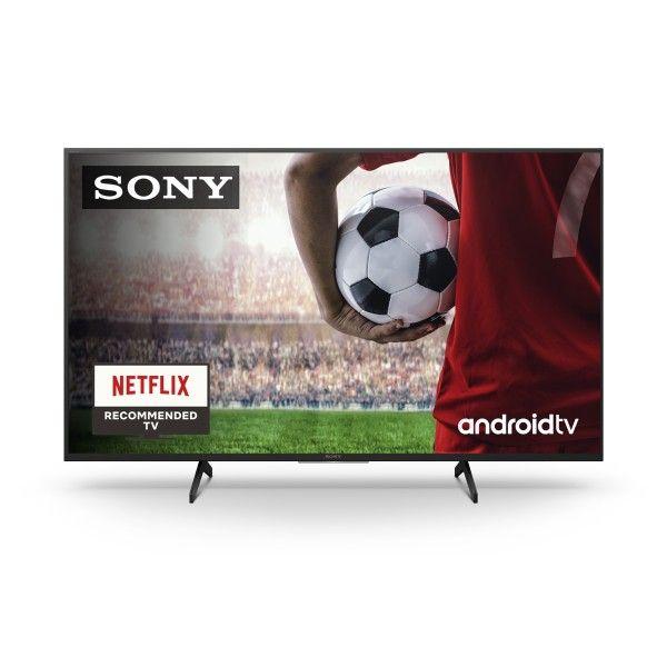 "Led Sony 49"" smarttv Sony - KD-49XH8096B"
