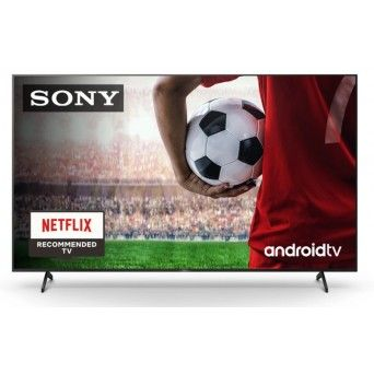 "Tv Led 65"" 4K UHD Sony - KD65XH8096"